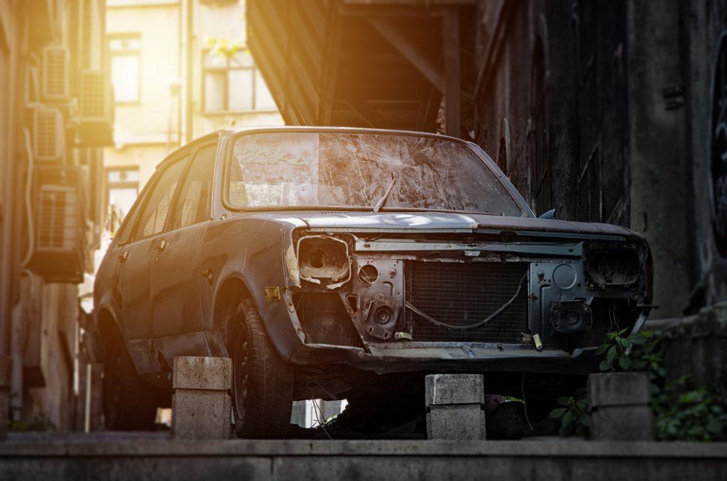 obsolete car